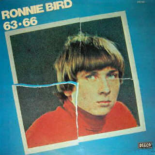 Ronnie Bird - Compilation Decca