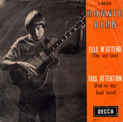 Ronnie Bird - Elle m'attend - Fais attention